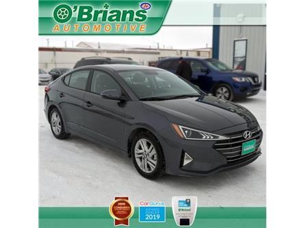 2019 Hyundai Elantra Preferred (Stk: 13192A) in Saskatoon - Image 1 of 22