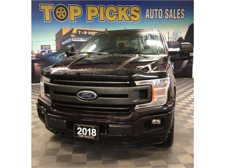 2018 Ford F-150 XLT (Stk: A34764) in NORTH BAY - Image 1 of 25