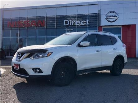 2015 Nissan Rogue SV AWD | CPO | NO ACCIDENTS (Stk: N3630A) in Mississauga - Image 1 of 20