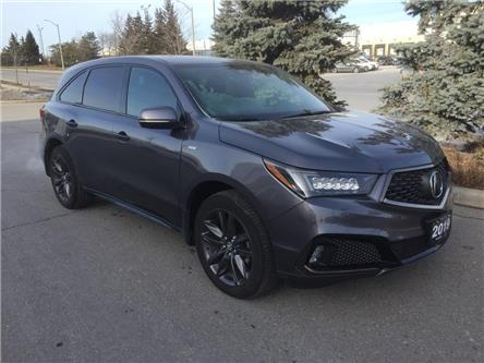2019 Acura MDX A-Spec (Stk: 802218I) in Brampton - Image 1 of 19