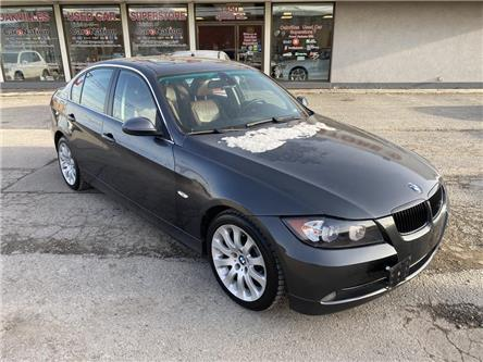 2006 BMW 3 Series 330xi | LEATHER | SUNROOF | HEATED SEATS (Stk: P12912A) in Oakville - Image 2 of 19