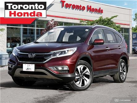 2016 Honda CR-V Touring (Stk: H39889A) in Toronto - Image 1 of 26