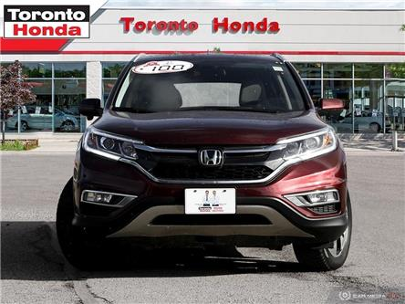 2016 Honda CR-V Touring (Stk: H39889A) in Toronto - Image 2 of 26
