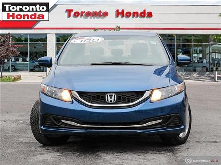 2015 Honda Civic Sedan LX (Stk: H39921A) in Toronto - Image 2 of 28