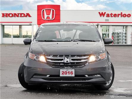 2016 Honda Odyssey EX-L (Stk: U6697) in Waterloo - Image 2 of 27