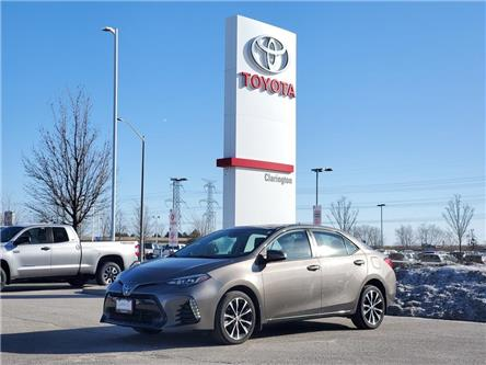 2018 Toyota Corolla  (Stk: P2389A) in Bowmanville - Image 1 of 27