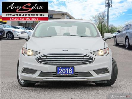 2018 Ford Fusion  (Stk: 1FU9QW1) in Scarborough - Image 2 of 30