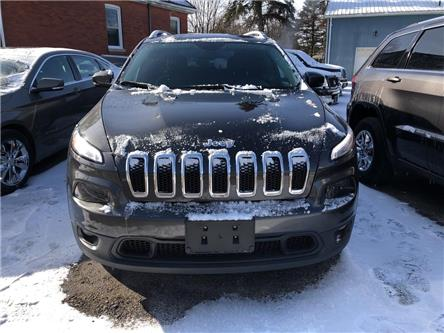 2017 Jeep Cherokee North (Stk: 09474) in Belmont - Image 2 of 15