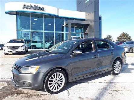 2012 Volkswagen Jetta 2.5L Highline (Stk: H2113A) in Milton - Image 1 of 12