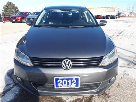 2012 Volkswagen Jetta 2.5L Highline (Stk: H2113A) in Milton - Image 2 of 12