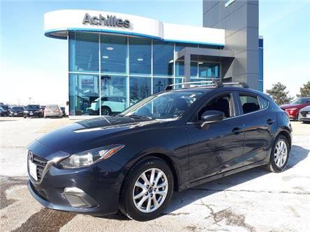 2015 Mazda Mazda3 Sport GS (Stk: H1972A) in Milton - Image 1 of 12