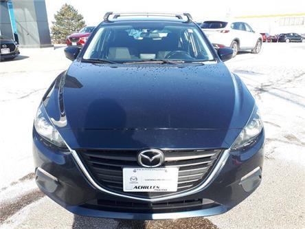 2015 Mazda Mazda3 Sport GS (Stk: H1972A) in Milton - Image 2 of 12