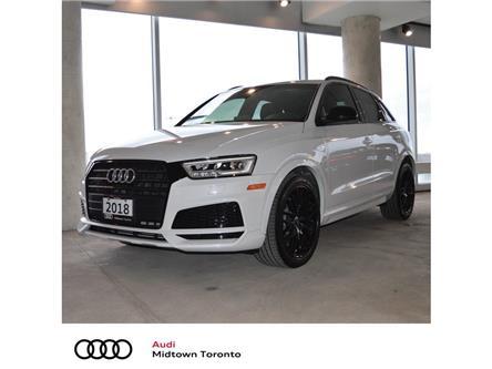 2018 Audi Q3 2.0T Technik (Stk: P7667) in Toronto - Image 1 of 30