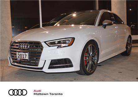 2017 Audi S3 2.0T Technik (Stk: P7744) in Toronto - Image 1 of 39