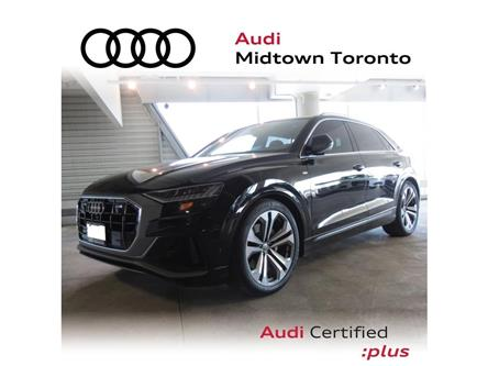 2019 Audi Q8 55 Technik (Stk: AU5879) in Toronto - Image 1 of 35