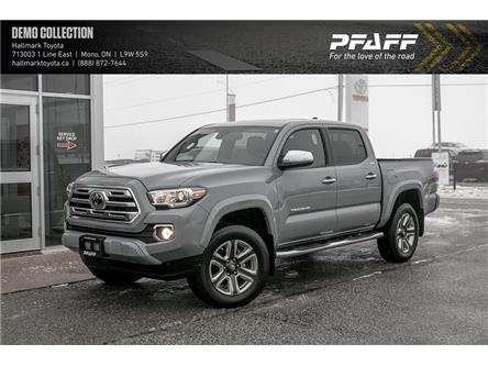2019 Toyota Tacoma 4x4 Double Cab V6 Limited 6A (Stk: H19530) in Orangeville - Image 1 of 22