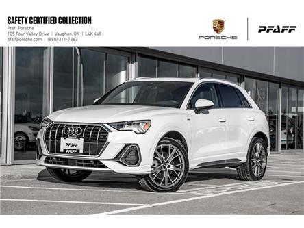 2019 Audi Q3 2.0T Technik quattro 8sp Tiptronic (Stk: U8492) in Vaughan - Image 1 of 22