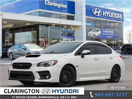 2018 Subaru WRX Sport-tech (Stk: U999) in Clarington - Image 1 of 27