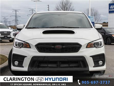 2018 Subaru WRX Sport-tech (Stk: U999) in Clarington - Image 2 of 27