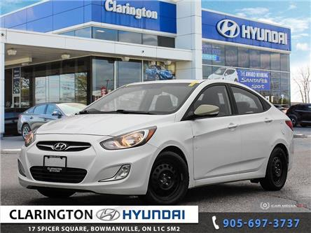 2014 Hyundai Accent GLS (Stk: 19950A) in Clarington - Image 1 of 27
