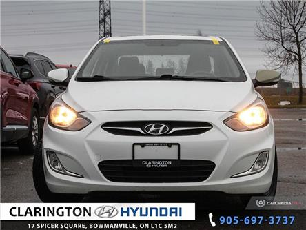 2014 Hyundai Accent GLS (Stk: 19950A) in Clarington - Image 2 of 27