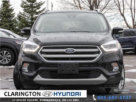 2017 Ford Escape Titanium (Stk: U910A) in Clarington - Image 2 of 27