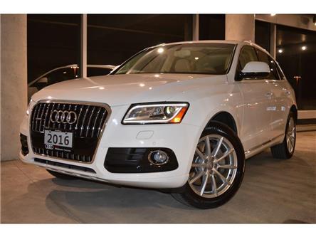 2016 Audi Q5 3.0T Technik (Stk: P7718) in Toronto - Image 2 of 28