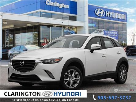 2016 Mazda CX-3 GS (Stk: U979) in Clarington - Image 1 of 27