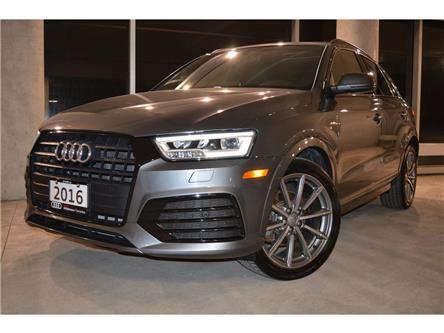 2016 Audi Q3 2.0T Technik (Stk: P7702) in Toronto - Image 2 of 29