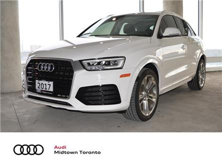 2017 Audi Q3 2.0T Technik (Stk: P7729) in Toronto - Image 1 of 29