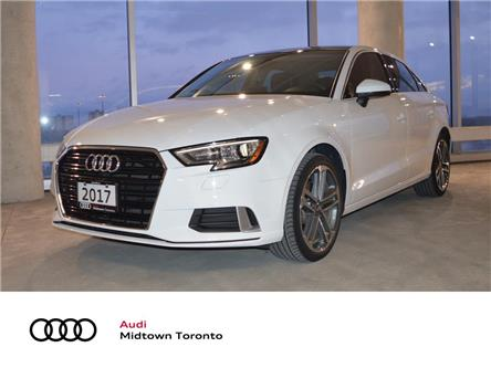 2017 Audi A3 2.0T Progressiv (Stk: P7743) in Toronto - Image 1 of 27