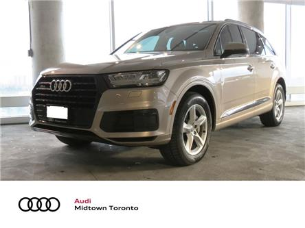 2019 Audi Q7 55 Technik (Stk: P7664) in Toronto - Image 1 of 35