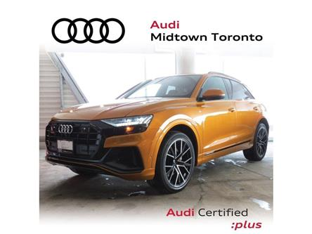 2019 Audi Q8 55 Technik (Stk: AU5992) in Toronto - Image 1 of 33