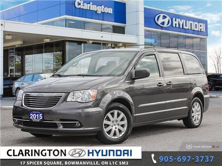 2015 Chrysler Town & Country Touring (Stk: U944) in Clarington - Image 1 of 26