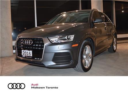 2016 Audi Q3 2.0T Progressiv (Stk: P7720) in Toronto - Image 1 of 25
