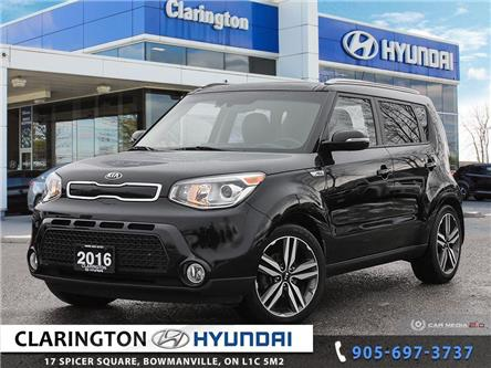 2016 Kia Soul SX Luxury (Stk: U989) in Clarington - Image 1 of 27