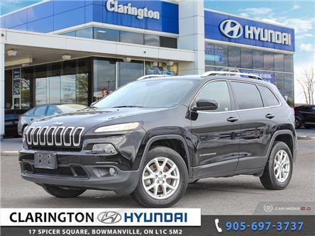 2017 Jeep Cherokee North (Stk: 18750A) in Clarington - Image 1 of 27