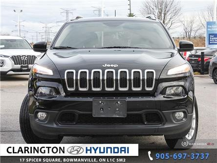2017 Jeep Cherokee North (Stk: 18750A) in Clarington - Image 2 of 27