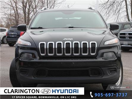 2014 Jeep Cherokee Sport (Stk: 19716B) in Clarington - Image 2 of 27