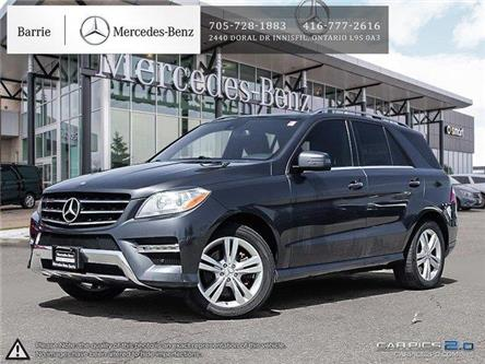 2013 Mercedes-Benz M-Class Base (Stk: 19MB087B) in Innisfil - Image 1 of 27