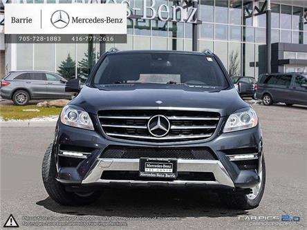 2013 Mercedes-Benz M-Class Base (Stk: 19MB087B) in Innisfil - Image 2 of 27