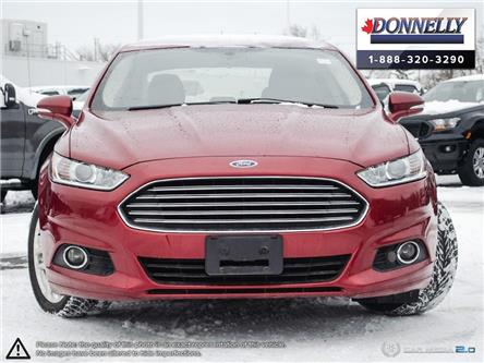 2014 Ford Fusion Hybrid SE (Stk: CLDS582A) in Ottawa - Image 2 of 28