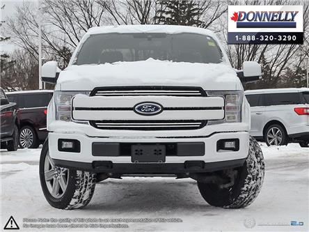 2018 Ford F-150 Lariat (Stk: PLDS1823A) in Ottawa - Image 2 of 26