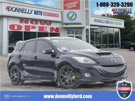 2013 Mazda MazdaSpeed3 MSP3 (Stk: CLDS1485B) in Ottawa - Image 1 of 26