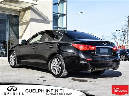 2017 Infiniti Q50 3.0T (Stk: I6814A) in Guelph - Image 2 of 25