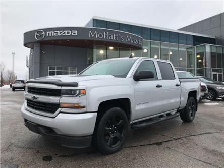 2018 Chevrolet Silverado 1500 Silverado Custom (Stk: 28122) in Barrie - Image 1 of 19