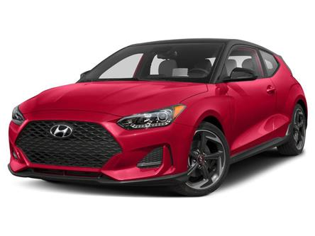 2020 Hyundai Veloster Turbo w/Two-Tone Paint (Stk: R05725) in Ottawa - Image 1 of 9