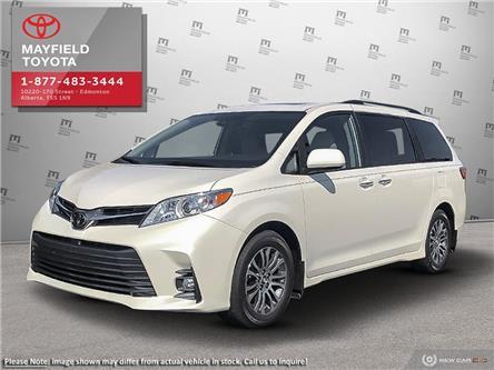 2020 Toyota Sienna XLE 7-Passenger (Stk: M000792) in Edmonton - Image 1 of 22