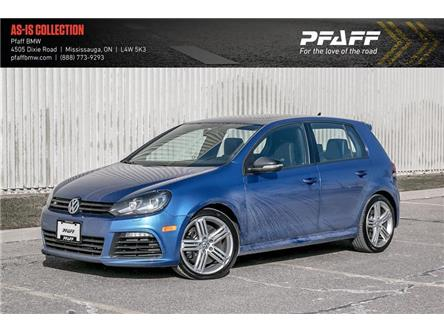2012 Volkswagen Golf R Base (Stk: 22470AA) in Mississauga - Image 1 of 22
