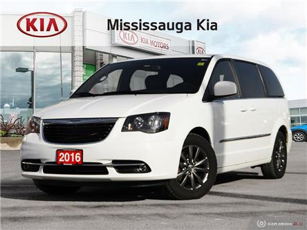 2016 Chrysler Town & Country S (Stk: SR20002T) in Mississauga - Image 1 of 28